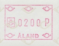 [Franking Label, Typ A]