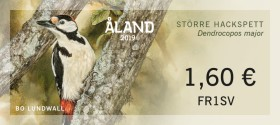 [Franking Labels - Birds, Typ AG]