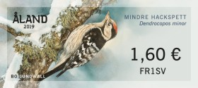 [Franking Labels - Birds, type AH]