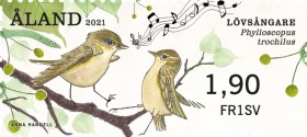 [Franking Labels - Songbirds, Typ AO]
