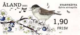 [Franking Labels - Songbirds, Typ AQ]