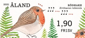 [Franking Labels - Songbirds, Typ AR]