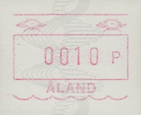 [Franking Label, type D]