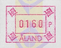 [Franking Label, Typ E]