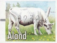 [Franking Label - Domestic Animals, type L]