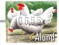 [Franking Label - Domestic Animals, Typ M]