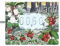 [Franking Label - Berries, Typ O]