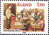 [The 350th Anniversary of the Educational System, type AE]