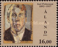 [The 100th Anniversary of the Birth of the Painter Joel Petterssonin, type BE]