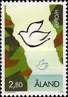 [EUROPA Stamps - Peace and Freedom, type CQ]