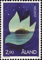 [EUROPA Stamps - Peace and Freedom, type CR]