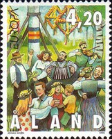 [EUROPA Stamps - Festivals and National Celebrations, type EE]