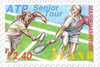 [Tennis - ATP Senior Tournament - Self-Adhesive, type EH]