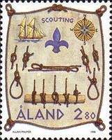 [The 9th International Sea Scout Camp, type EI]