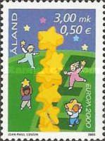 [EUROPA Stamps - Tower of 6 Stars, type FN]