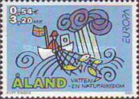 [EUROPA Stamps - Water, Treasure of Nature, type GD]