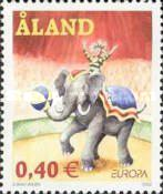[EUROPA Stamps - The Circus, Typ GU]