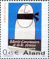 [EUROPA Stamps - Poster Art, type HJ]