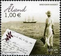 [EUROPA Stamps - Writing Letters, type KB]