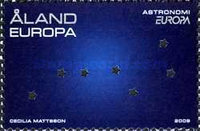 [EUROPA Stamps - Astronomy, type KR]
