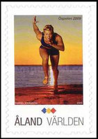 [My Stamps - Island Games 2009. Self-Adhesive Stamps, type KV]