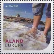 [EUROPA Stamps - Visit Aaland, type MN]