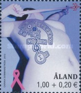 [A Pink Ribbon - Cancer Awareness Campaign, type MW]