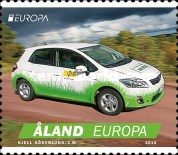 [EUROPA Stamps - Postal Vehicles, type NE]