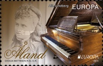 [EUROPA Stamps - Musical Instruments, type NU]