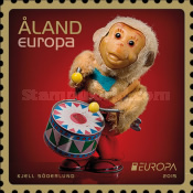 [EUROPA Stamps - Old Toys, type OM]