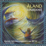 [The 50th Anniversary of Aland Sea Rescue Society, type OY]