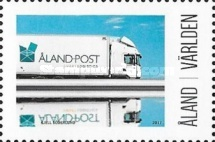 [My Stamps - Postal Lorry, type PS]