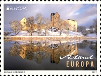 [EUROPA Stamps -  Palaces and Castles, type PT]