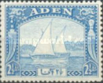 [Daily Stamps - Lying Watermark, Typ A4]