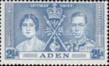 [Queen Elizabeth and King George VI, Typ B1]