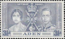 [Queen Elizabeth and King George VI, Typ B2]
