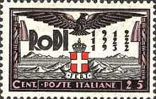 [The 20th Anniversary of Italian Occupation, Typ AR3]