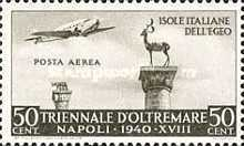 [Airmail - Exhibition in Napoli, Typ CM]