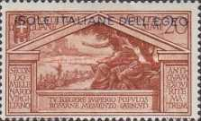 """[Italian Stamps No 316-324 in Different Colors Overprinted """"ISOLE ITALIANE DELL'EGEO"""", tyyppi K]"""