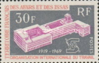 [The 50th Anniversary of ILO, type AA]
