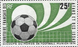 [Football World Cup - West Germany, type BB]