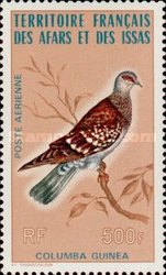 [Airmail - Birds, type YAD]