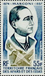 [Airmail - The 100th Anniversary of the Birth of Guglielmo Marconi, type ZE]