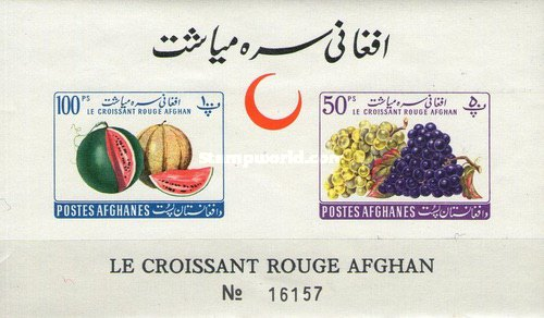 [Fruits - Afghan Red Crescent Society, type ]