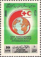 [The 125th Anniversary of The International Red Cross, type AIW]