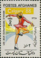 [Winter Olympic Games - Calgary, Canada, type AJL]