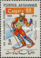 [Winter Olympic Games - Calgary, Canada, type AJM]