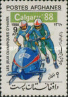 [Winter Olympic Games - Calgary, Canada, type AJN]