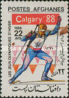 [Winter Olympic Games - Calgary, Canada, type AJO]