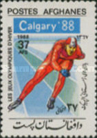[Winter Olympic Games - Calgary, Canada, type AJP]